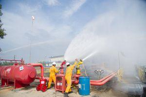 PV GAS tăng cường công tác an ninh - an toàn - PCCC trong dịp Tết và mùa khô năm 2020