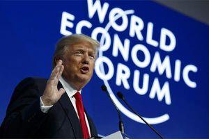 Mỹ 'nóng' chuyện luận tội, ông Trump đăng đàn Davos phản bác 'dự báo tận thế'