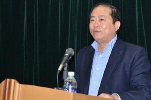 Thi hành kỷ luật Chủ tịch HĐTV Tổng công ty Đường sắt Việt Nam