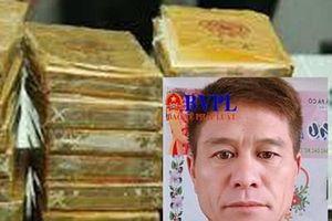 'Trùm' ma túy vận chuyển 20 bánh heroin từ Hòa Bình về Hải Phòng bị bắt
