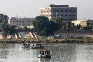 Khu vực gần Đại sứ Mỹ tại Iraq bị pháo kích
