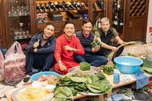 Sao Việt tất bật dọn nhà, gói bánh chưng đón Tết Canh Tý 2020