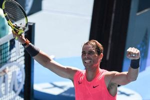 Vòng 1 Australia mở rộng 2020: Nadal khởi đầu hoàn hảo
