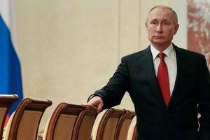 Sắp nổ ra biểu tình phản đối ông Putin tại Nga?