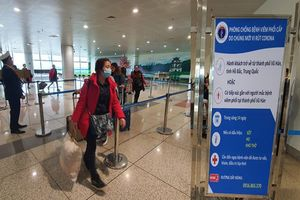 Bộ Y tế đẩy mạnh việc kiểm tra tại sân bay Nội Bài sau khi Trung Quốc ghi nhận ca tử thứ 4 do virus corona