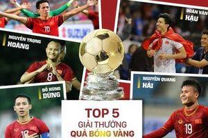 Cuộc đua quả bóng vàng: Bất ngờ cầu thủ được fan bầu chọn nhiều nhất