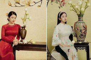 DJ Mie bật mí lý do 'năm nào cũng chụp ảnh với áo dài truyền thống'