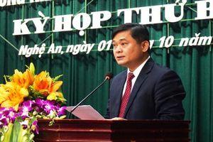 Chủ tịch Nghệ An Thái Thanh Quý trở thành tân Bí thư Tỉnh ủy