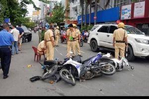 Tháng 1, giảm gần 140 người chết vì tai nạn giao thông