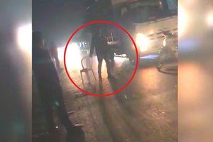 Say rượu, đập phá ô tô, nam thanh niên bị đánh, trói giữa đường