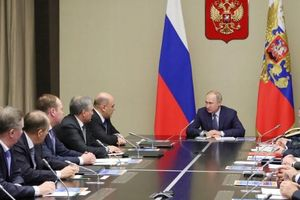 Ông Putin đẩy nhanh quá trình 'chuyển mình' của hệ thống chính trị Nga