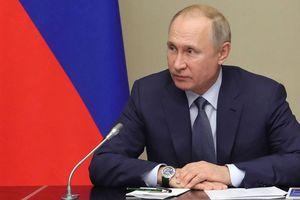 Ông Putin chính thức đệ trình dự thảo sửa đổi Hiến pháp lên Duma Quốc gia xem xét