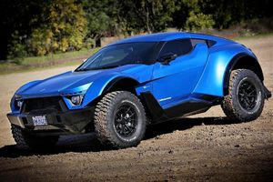 Siêu xe X-Road mạnh 720 mã lực có khả năng off-road giá 465.000 USD
