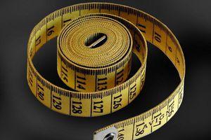 Một mét dài bao nhiêu?