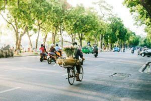 Nền nhiệt độ Hà Nội và các tỉnh Bắc Bộ tăng dần