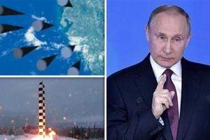 Nga khẳng định mình trước những cú đòn phương Tây