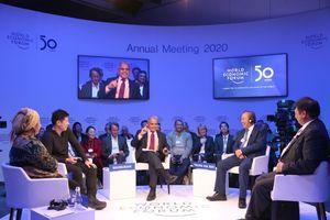 Phó Thủ tướng Thường trực phát biểu tại Hội nghị WEF lần thứ 50