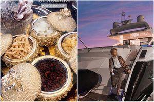 Xem hội Richkid Việt ăn Tết sang chảnh, đẳng cấp thế nào?