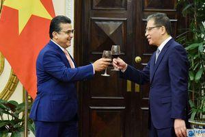 Tăng cường phát huy vai trò cầu nối Việt Nam với khu vực Trung Đông - châu Phi