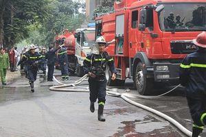 Hà Nội triển khai công tác phòng cháy, chữa cháy năm 2020