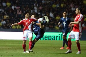 Công Phượng tịt ngòi, TP.HCM thua sít sao Buriram United