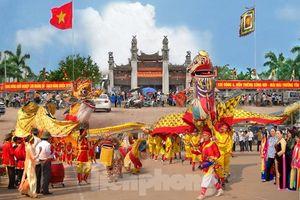 Thái Bình công bố quy mô Lễ hội đền Trần năm 2020