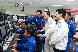 Lãnh đạo BSR kiểm tra công tác vận hành sản xuất và chúc Tết người lao động