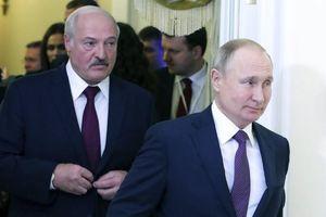 Tổng thống Belarus không muốn trở thành 'thống đốc' của Nga