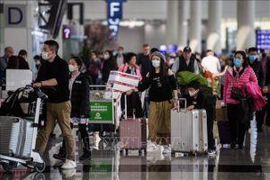 Hong Kong ghi nhận ca nhiễm virus corona đầu tiên