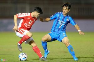 Buriram 2-1 TP.HCM: Đại diện V.League bị loại khỏi AFC Champions League