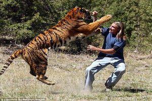 Những tình bạn kỳ lạ giữa con người và loài vật