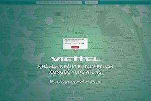 Mách bạn cách kiểm tra chất lượng mạng 4G của Viettel