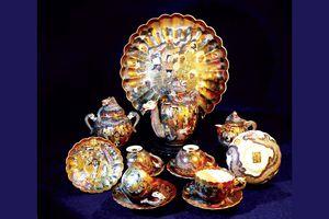 Gặp gỡ nhóm sưu tập gốm cổ Nhật
