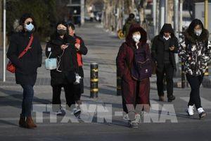 Dịch viêm phổi do virus corona đe dọa đà phục hồi kinh tế Trung Quốc