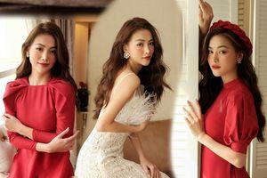 Phương Khánh khoe vẻ đẹp kiêu sa chào xuân mới: Xứng danh Hoa hậu Trái đất đẹp nhất thập kỷ