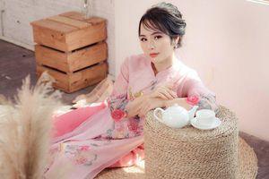 Vũ Thu Trà My: Từ nữ ca sĩ trẻ đến ngôi vị Hoa khôi ảnh Hà Nội 2019