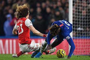 Vòng 24, ngoại hạng Anh: Arsenal và Chelsia cầm chân nhau trong trận cầu nghẹt thở