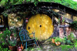 Ngôi làng Hobbiton – thế giới cổ tích ngọt ngào