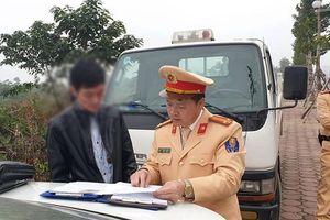 Lái xe bus Cầu Bươu 'say xỉn' bị xử phạt 17 triệu, tước GPLX 17 tháng