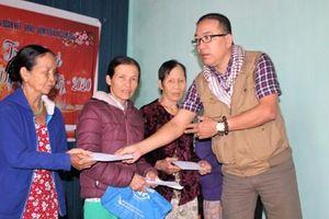 Quảng Nam: Văn phòng báo Đại Đoàn Kết tặng hàng trăm suất quà Tết cho hộ khó khăn