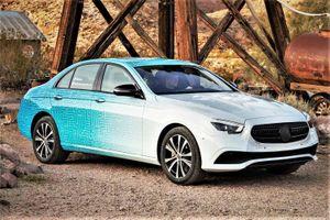 Chi tiết Mercedes-Benz E-Class 2020, thêm nhiều công nghệ