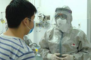 Bên trong phòng cách ly 2 ca nhiễm corona ở Bệnh viện Chợ Rẫy