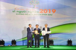 Cán bộ nhân viên Vietcombank quyên góp gần 9 tỷ đồng, mang Tết ấm đến với người nghèo
