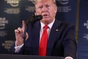 Tổng thống Trump: 11 binh sĩ Mỹ bị thương trong vụ tấn công của Iran