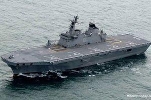 Giải mã vũ khí: Tàu đổ bộ trực thăng lớp Dokdo của Hải quân Hàn Quốc