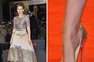 Lý do thật sự loạt mỹ nhân Hollywood thường mang giày cao gót rộng ngoác