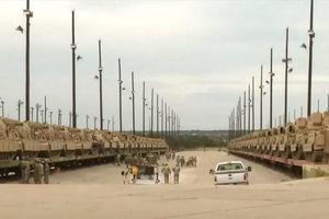 Số lượng lính Mỹ được triển khai ở châu Âu đạt mức kỉ lục