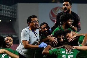 U23 Uzbekistan bị truất ngôi vương