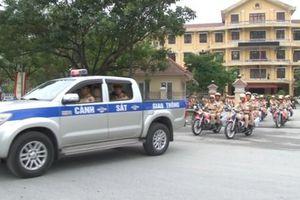 Thừa Thiên Huế: Tăng cường tấn công trấn áp tội phạm dịp Tết Canh Tý 2020