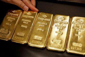 Giá vàng đảo chiều tăng sau một phiên đi xuống